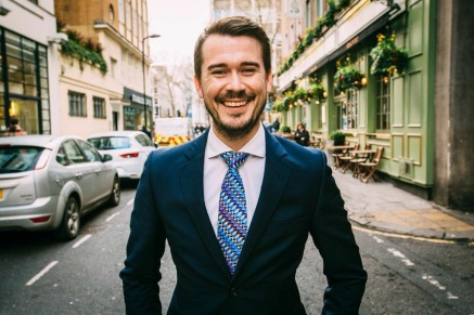Michael Rolph founded Yoyo wallet in 2014