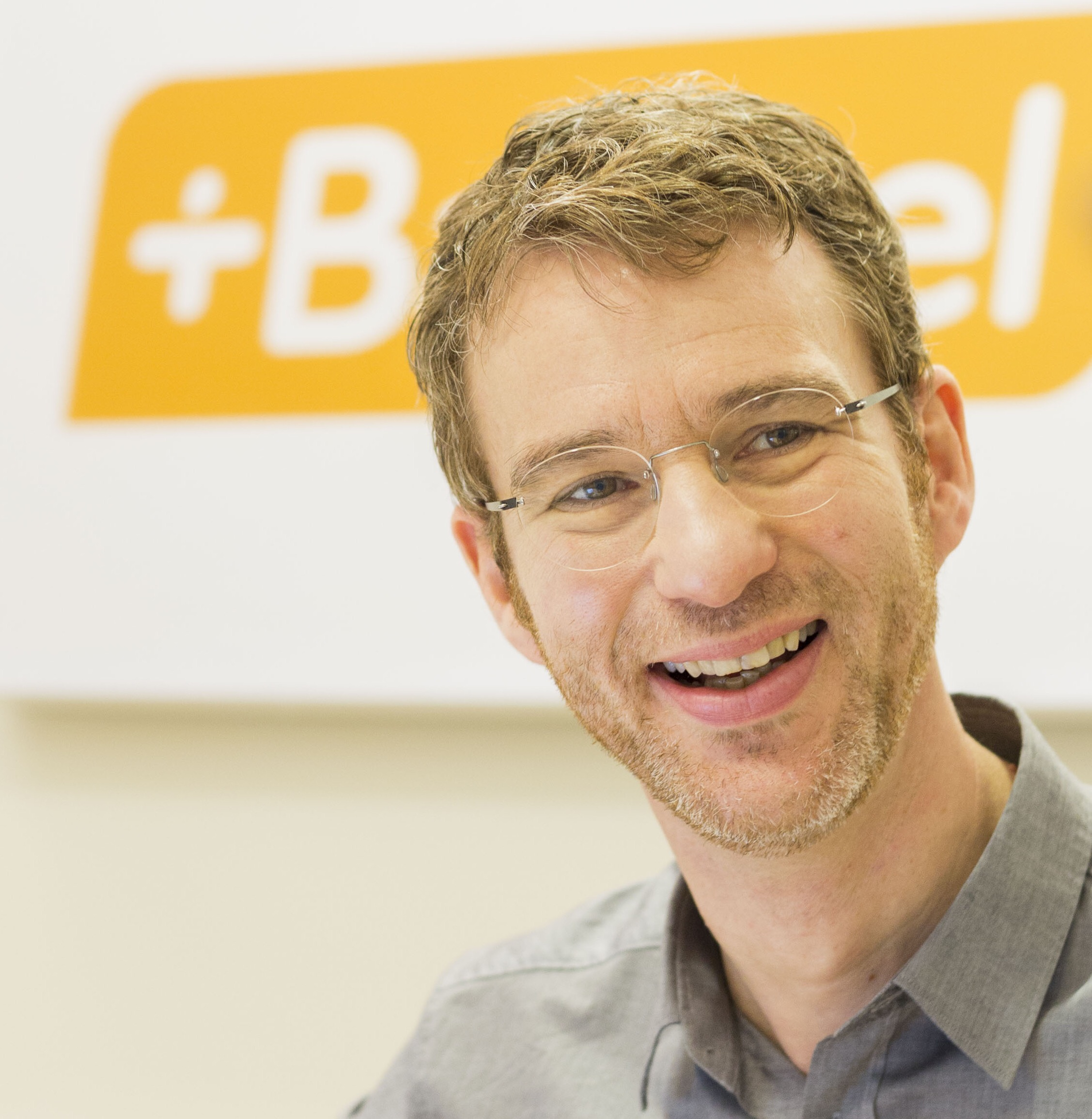 Babbel founder and CEO Markus Witte
