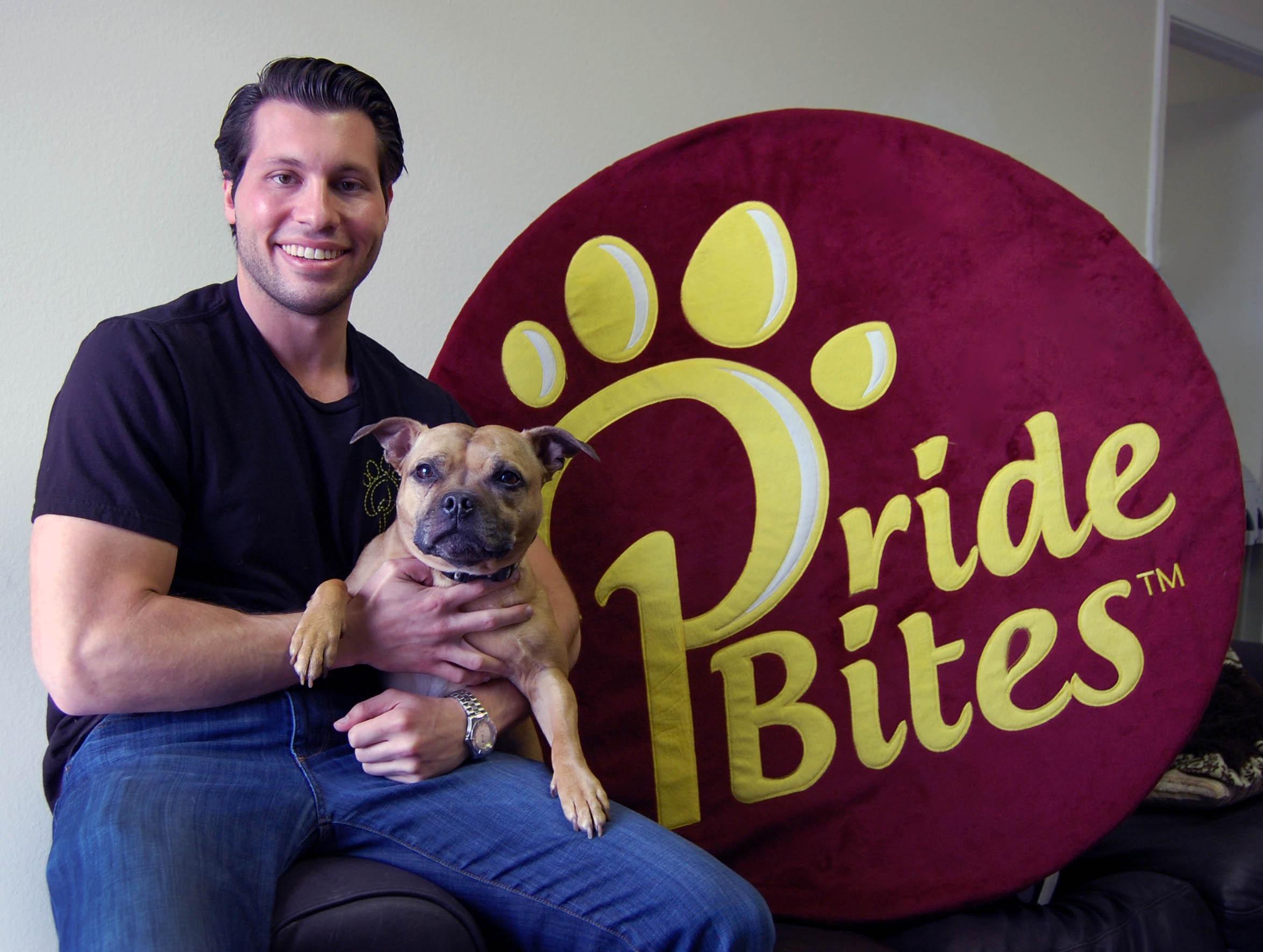PrideBites CEO Steven Blustein