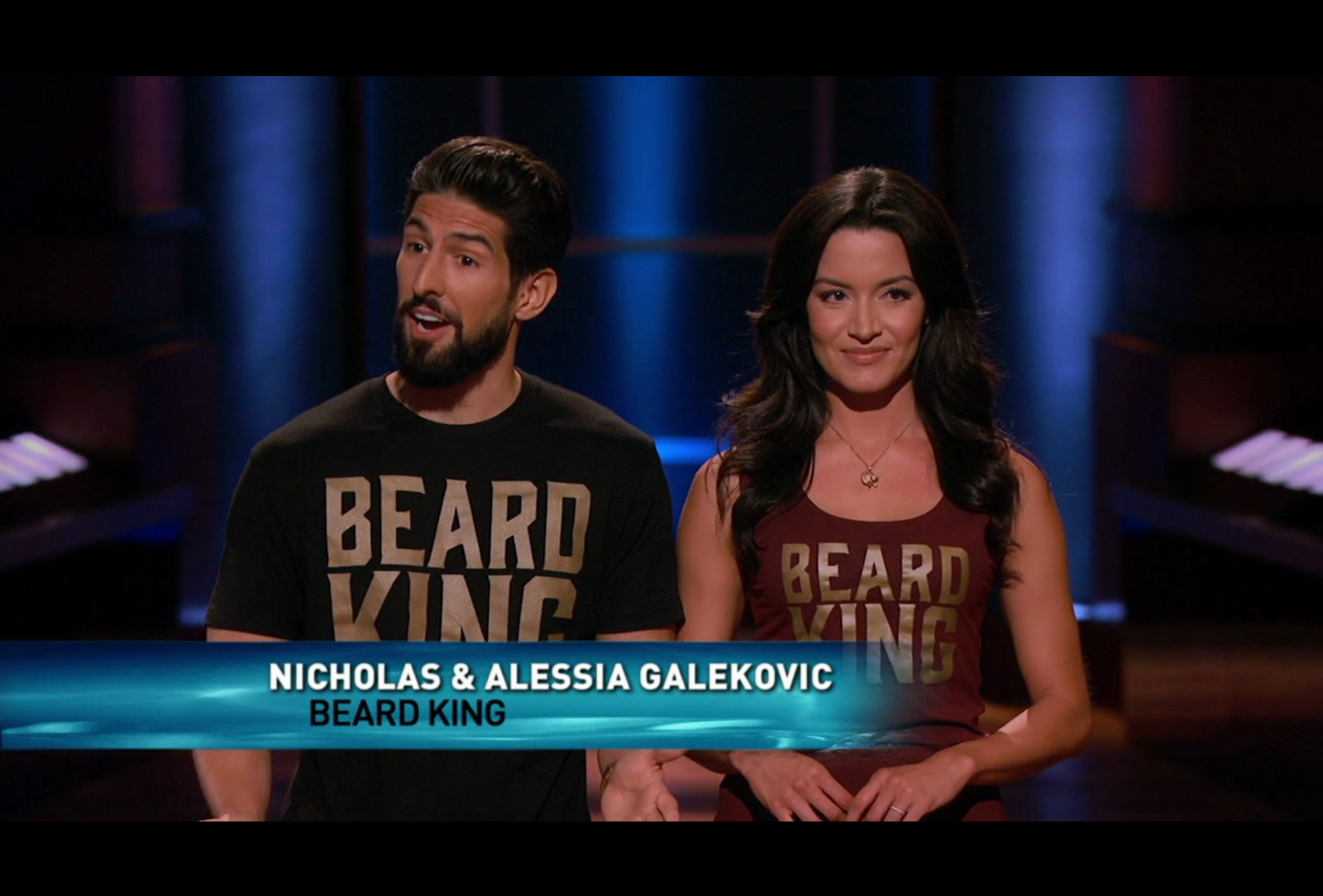 interview with beard king founders nicholas and alessia. Black Bedroom Furniture Sets. Home Design Ideas